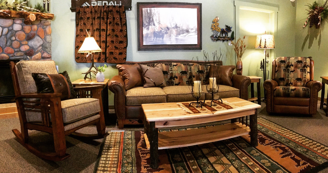 Rustic Mountain Furnishings - About Us
